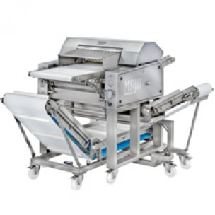 Horizontal slicing machines (plate slicers)