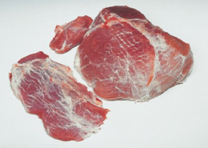Application example: pork topside with membranes