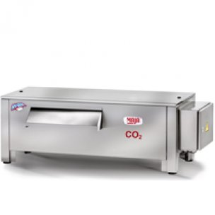 Flake ice machines RVH CO2 D direct carbon dioxide operation
